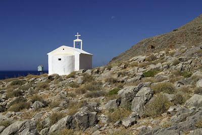Kapelle an der Küste