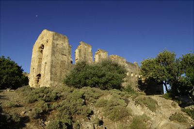 Venezianisches Fort bei Loutro